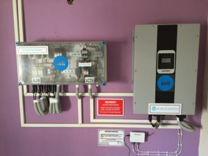 Rooftop Solar PV Installation Zolt India 4