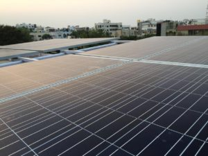 Rooftop Solar PV Installation Zolt India 12