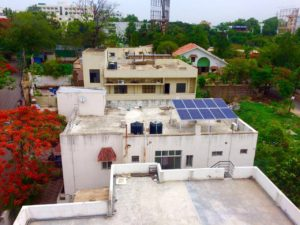 Rooftop Solar PV Installation Zolt India 14