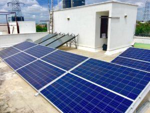 3KW Solar Home Hyderabad