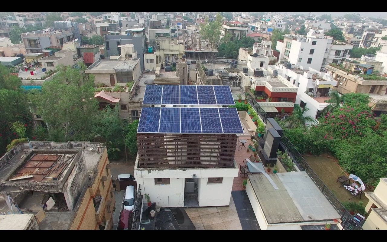 3KW Solar Home Delhi