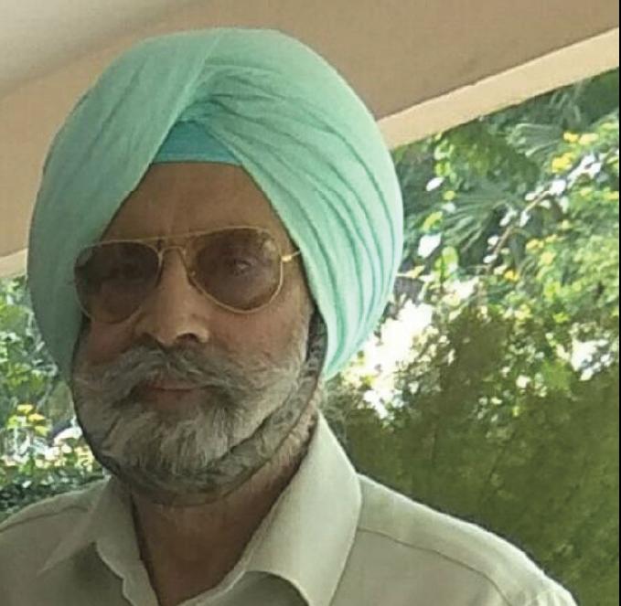 Major Parminder Singh