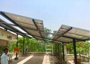 10KW Solar Home Chandigarh