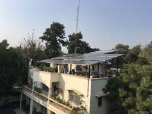 16KW Solar Home Delhi