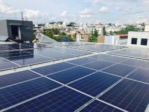 30KW Solar Hotel Hyderabad