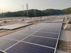 150KW Solar Warehouse Bhiwandi